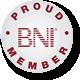 BNI Ireland N.E. Proud Member
